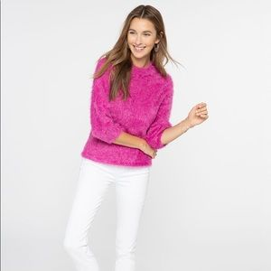 NIC+ZOE Pure Pink COZY UP TO SWEATER-s